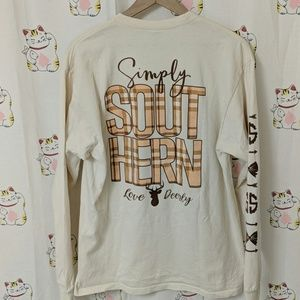 Simply Southern Long Sleeve Graphic Tee.
